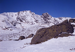 MERRY CHRISTMAS (lebre.jaime) Tags: portugal serra estrela serradaestrela highland mountain mountainrange snow sky rock hasselblad 503cx cf2880 kodak ektar100120 mediumformat film120 film 120