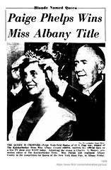 1959 paige phelps miss albany (albany group archive) Tags: albany ny history 1959 paige phelps miss charles mooney 1950s old vintage photos picture photo photograph historic historical