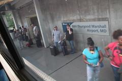 15.MARC.PennLine.689.MD.9June2018 (Elvert Barnes) Tags: 2018 maryland md2018 trainstation commuting commuting2018 publictransportation publictransportation2018 marylanddepartmentoftransportation mtamaryland marylandtransitadministration june2018 9june2018 saturday9june2018triptowashingtondc saturday9june2018enroutetowashingtondc gaypride gaypride2018 baltimoregaypride 43rdbaltimoregaypride2018 marc marctrain marcmarylandarearegionalcommutertrainservice marcpennlinetrain689 marcpennlinetrain689southbound saturday9june2018marcpennlinetrain689southbound marctrain689 saturday9june2018commutetowashingtondc marc2018 viewfromtrainwindows viewfromtrainwindows2018 marctrainstation trainstations2018 bwithurgoodmarshallairportstation commuters commuters2018