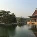 Palace ponds