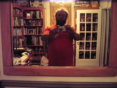 Selfie (MartinoG52) Tags: july2014 canonpowershots410 selfie