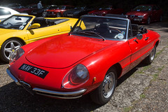 Alfa Romeo Spider Veloce (fotoragtag) Tags: alfa romeo spider veloce classic italian sports car