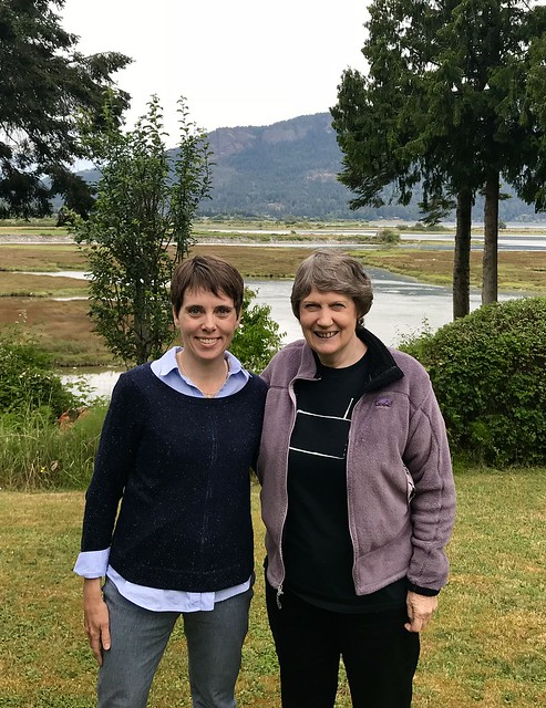 Helen Clark, former PM of New Zealand
