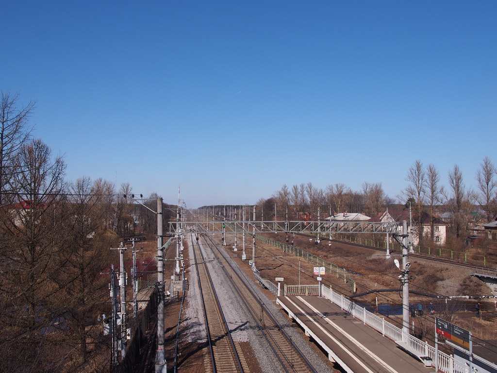 фото: Sablino railway station