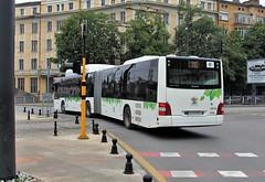 Bulgaria Sofia (ringvarj) Tags: bulgaria sofia articulatedbus bus vehicle man
