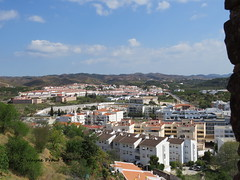 Municipality of Silves (Gerald (Wayne) Prout) Tags: municipalityofsilves silves silvescastle portuguese algarve southern portugal prout geraldwayneprout canon canonpowershotsx60hs powershot sx60 hs digital camera photographed photography buildings building structure architecture castle fort municipality landscape scenery scenic hills faro