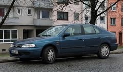 Almera (Schwanzus_Longus) Tags: bremen german germany modern car vehicle sedan saloon hatchback liftback nissan almera japan japanese