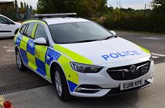 Essex Police - EU18 KPE (Chris' 999 Pics) Tags: essex police vauxhall insignia traffic car rpu roads policing unit anpr automatic number plate recognition 999 112 emergency vehicle law enforcement eu18kpe