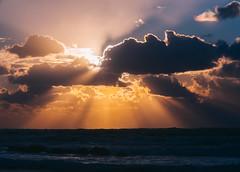 P1081078 (mr. Wood) Tags: ep5 computar olympus cyprus paphos larnaca mediterranian waves sunset sea water sky