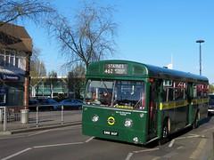 Station Road Addlestone (portemolitor) Tags: surrey addlestone stationroad classicbusrunningday bus running day classic