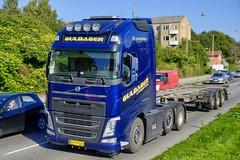 AH79529 (17.09.21, Marselis Boulevard)DSC_6929_Balancer (Lav Ulv) Tags: 237245 volvo volvofh fh4 guldagertransport guldager henrikguldager 2013 e5 euro5 6x2 marselisboulevard skeletaltrailer afmeldt2018 retiredin2018 abgemeldet2018 blue fh500 firstclass truck truckphoto truckspotter traffic trafik verkehr cabover street road strasse vej commercialvehicles erhvervskøretøjer danmark denmark dänemark danishhauliers danskefirmaer danskevognmænd vehicle køretøj aarhus lkw lastbil lastvogn camion vehicule coe danemark danimarca lorry autocarra danoise vrachtwagen trækker hauler zugmaschine tractorunit tractor artic articulated semi sattelzug auflieger trailer sattelschlepper vogntog oplegger sættevogn