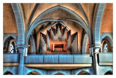 Eisenach - Pfarrkirche St. Elisabeth 06 (Daniel Mennerich) Tags: thuringia eisenach catholics