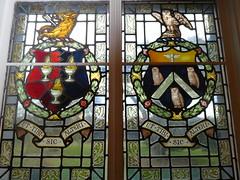 UK - London - Bulls Cross - Forty Hall - Decorative window (JulesFoto) Tags: uk england london centrallondonoutdoorgroup clog enfield bullscross fortyhall jacobeanhouse window