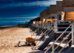 Domburg beach - NL (PHOTOGRAPHY Toporowski) Tags: wolken ocean holyday meer blue weite shadow landscape contrast landschaft sand sun shine wasser clouds glow himmel gelb friedlich sonne sommer schatten wind summer schön blau water eschweiler nrwnordrheinwestfalen deutschland deu