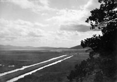 Photo of the Week – Jan. 20, 2019 – Lower Klamath Lake railroad dike (klamathmuseum) Tags: klamath california northeastern southern pacific railroad lower lake worden