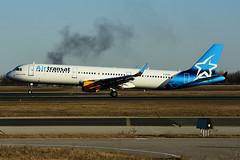 C-FTXL (Air Transat) (Steelhead 2010) Tags: airtransat airbus a321200 a321 yyz creg cftxl