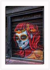 SPYKE Art dans la rue (** Capo Jean-claude * <°)))) ><) Tags: france toulouse midi pyrénées occitanie art rue graffiti tags peinture street devanture tatoueur artistique