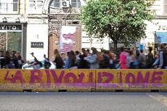 La rivoluzione. FridaysForFuture (♥iana♥) Tags: fff fridaysforfuture napoli giovani marcia eco bio clima planet