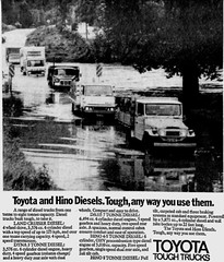 Oct1976no8 (mat78au) Tags: october 1976 melbourne newspaper extracts toyota hindo trucks melb 76