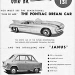 U. S. Concessionaires Ltd. 1957 Ad thumbnail
