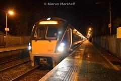 22063+22055+22008 at Portlaoise, 30/1/19 (hurricanemk1c) Tags: railways railway train trains irish rail irishrail iarnród éireann iarnródéireann portlaoise 2019 22000 rotem icr rok 3pce 0540portlaoiseheuston 22063
