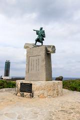 泰期像 (YY) Tags: okinawa capezanpa japan ryukyu 殘波岬 泰期像 statue 沖繩 琉球 日本