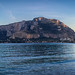 Monte Pellegrino from Mondello Beach