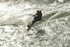 На одной волне (unicorn7unicorn) Tags: море двое волна серфинг wah 365the2019edition 3652019 day102365 12apr19
