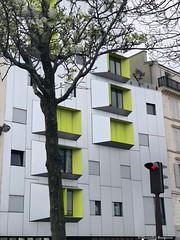 bâtiment-18ème© (alexandrarougeron) Tags: photo alexandra rougeron urbain ville paris