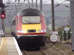 43316 arrives at Berwick-upon-Tweed (13/2/19) (*ECMLexpress*) Tags: lner london north eastern railway hst intercity 125 43277 43316 berwick upon tweed ecml