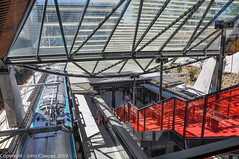 Sydney Metro - First Look - Cherrybrook metro station (13) (john cowper) Tags: sydneymetro cherrybrook metronorthwest openday visitors metropolis alstom transportfornsw northwestraillink sydney newsouthwales australia