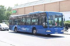 IMGB4262 GSC 2404 HF55JZA Southampton 8 Jun 16 (Dave58282) Tags: bus wiltsdorset 154 hf55jza gosouthcoast bluestar 2404 mbcitaro o530