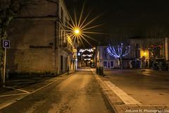 4O8A1031-2 (JHP Photographies) Tags: france sud sudouest nouvelleaquitaine aquitaine dordogne lalinde noel illuminations canon6d longuepose lumiéres lights