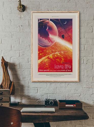 17-Affiche // 50x70 // Cancri