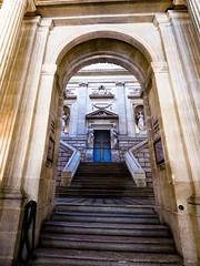 Grand théâtre, Bordeaux, France (SueGervais) Tags: grand théâtre bordeaux france escaliers