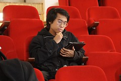 Hilmi Ridha Mahardika 7495-8_6042 (Co Broerse) Tags: music contemporary composed 25th young composers meeting ycm orkest de ereprijs apeldoorn 2019 gigant cobroerse hilmi ridha mahardika indonesian