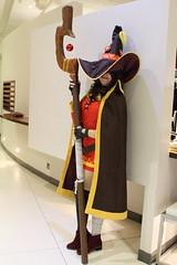 Megumin from Konosuba (NekoJoe) Tags: cosplay cosplayer england gbr geo:lat=5090568798 geo:lon=141518244 geotagged konosuba megumin minami minami2019 minami25 minamicon minamicon2019 minamicon25 novotelsouthampton southampton uk unitedkingdom