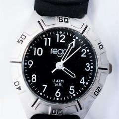 Macro Mondays - Timepieces (annesjoberg) Tags: timepieces macromondays macrophoto watch time minutes seconds hour