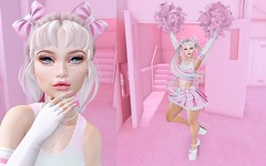 # 311 (aaiyanasilverfall) Tags: 2019 7deadlyskins altair amias baygirl candykitten catwa charo cheer cheerleader ck cosmopolitan cute danna elena elsie equal10 fashion foxcity instabeauty justmagnetized k9 kawaii kustom9 lona lorelei march michan moonie new nosebleed olive pink polly princess secondlife skinfair song virtual blogg blogger maitreya reign sakura