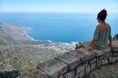 View from Table Mountain (jochenspieker) Tags: tablemountain capepeninsula southafrica africa selp18105g