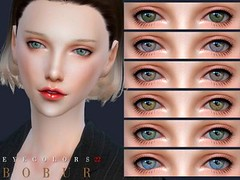 Sims 4 Bobur Eyecolors 22 (wbayderda1) Tags: sims4 sims4mod pack sims 4 hairstyle house clothes make up