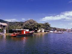 Barra da Lagoa (Lemon Mousse!) Tags: natureza nature floripa barradalagoa rio barquinhos ride parabensflorianopolis ilhadamagia outono