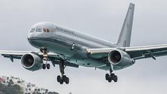 NZ7572 Arrivng At NZWN (harlansummers) Tags: nz7572 nz757 757 boeing boeing757 rnzaf royal new zealand airforce royalnewzealandairforce