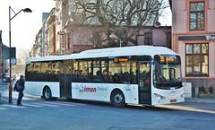 Ettelbréck, Place de la Gare 15.02.2019 (The STB) Tags: luxembourg lëtzebuerg rgtr verkéiersverbond régimegénéraldestransportsroutiers bus busse autobus autobús publictransport öpnv transportpublique ëffentlechentransport