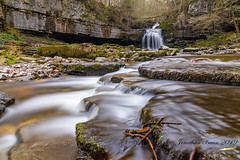Waterfall_E5A3348 (Jonathan Irwin Photography) Tags: waterfall west burton long exposure 10 stop nd filter sigma 24105mm lens canon 5dmkiv