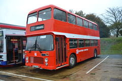Eastern Counties VR260 RAH260W (Will Swain) Tags: newport quay during isle wight buses beer walks weekend 2018 14th october preserved heritage island south coast bus transport travel uk britain vehicle vehicles county country england english eastern counties vr260 rah260w 260 vr bristol