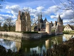 Château du Moulin (Maryphoto92) Tags: sologne architecture france patrimoine château