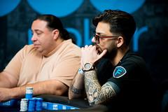 Demetrio Caminita (World Poker Tour) Tags: 888poker world poker tour wptds malta deepstacks final table