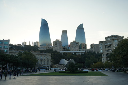 Baku, Azerbaijan, October 2018