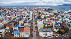 Beautiful Reykjavik (An Italian Girl at Heart) Tags: reykjavik iceland december cityscape landscape houses buildings architecture